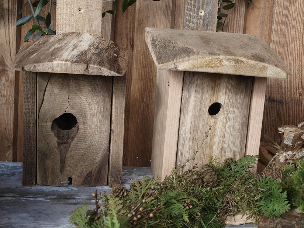 Vogelhaus selbstgemacht 2